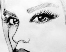 Les yeux, outils de séduction