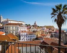 Lisbonne, une ville haute en couleurs